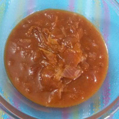 Salsa di cipolle con Bimby