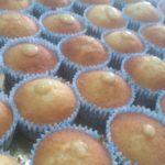 Muffin al limone con crema al limone Bimby
