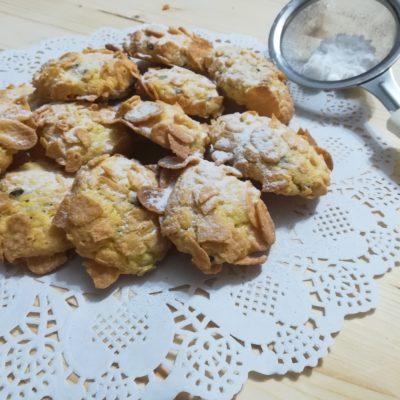 biscotti con i corn flakes