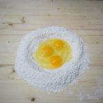tagliatelle all'uovo fatte in casa