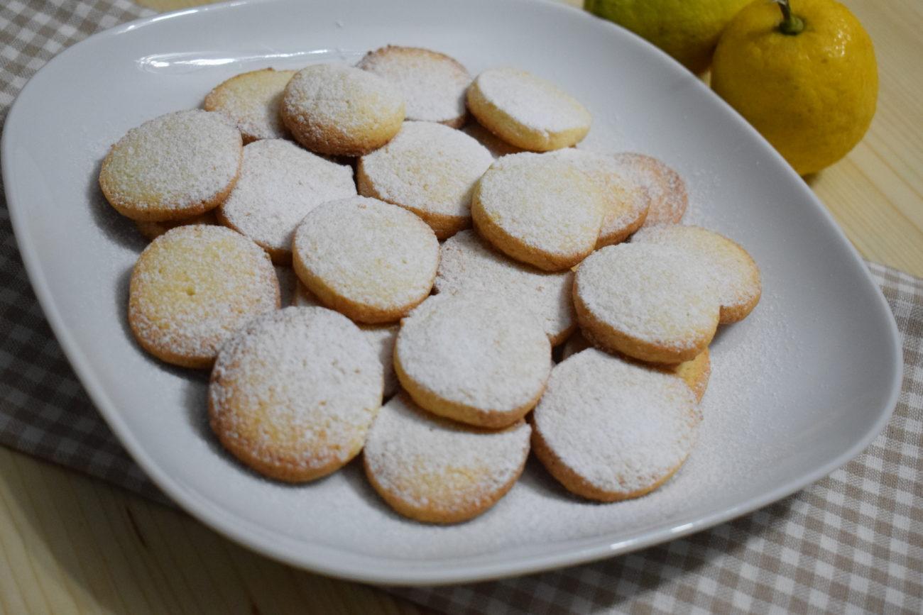 Biscotti al limone – Ricetta Bimby