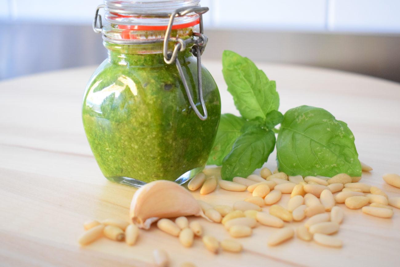 Pesto alla genovese – Ricetta Bimby