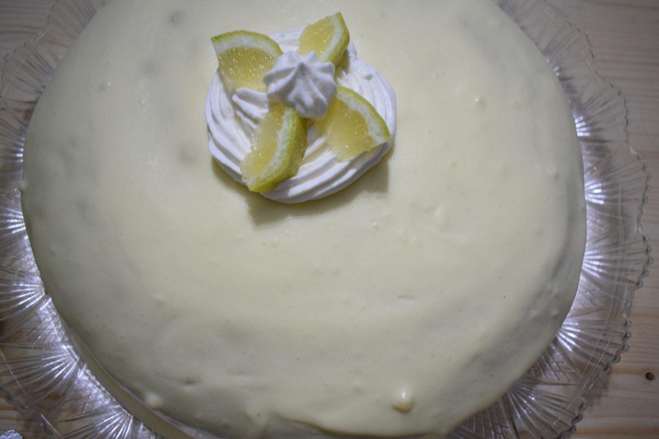 Delizia al limone – Ricetta Bimby