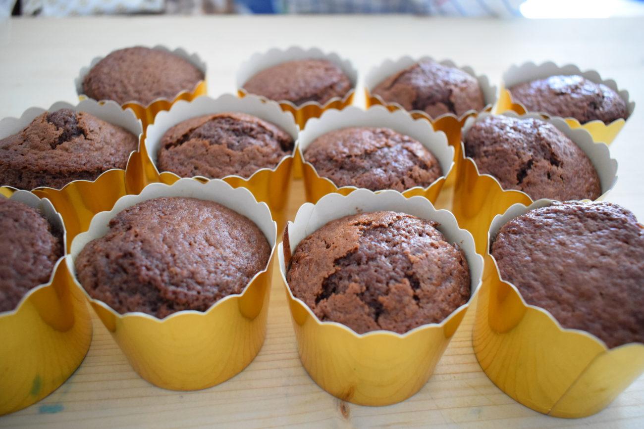 Muffin al cioccolato – Ricetta Bimby