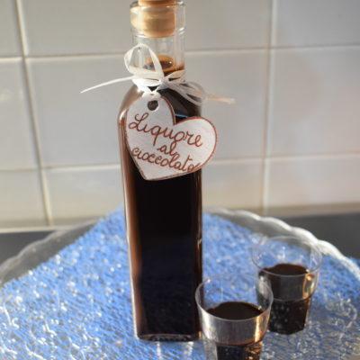 Liquore al cioccolato - Ricetta Bimby