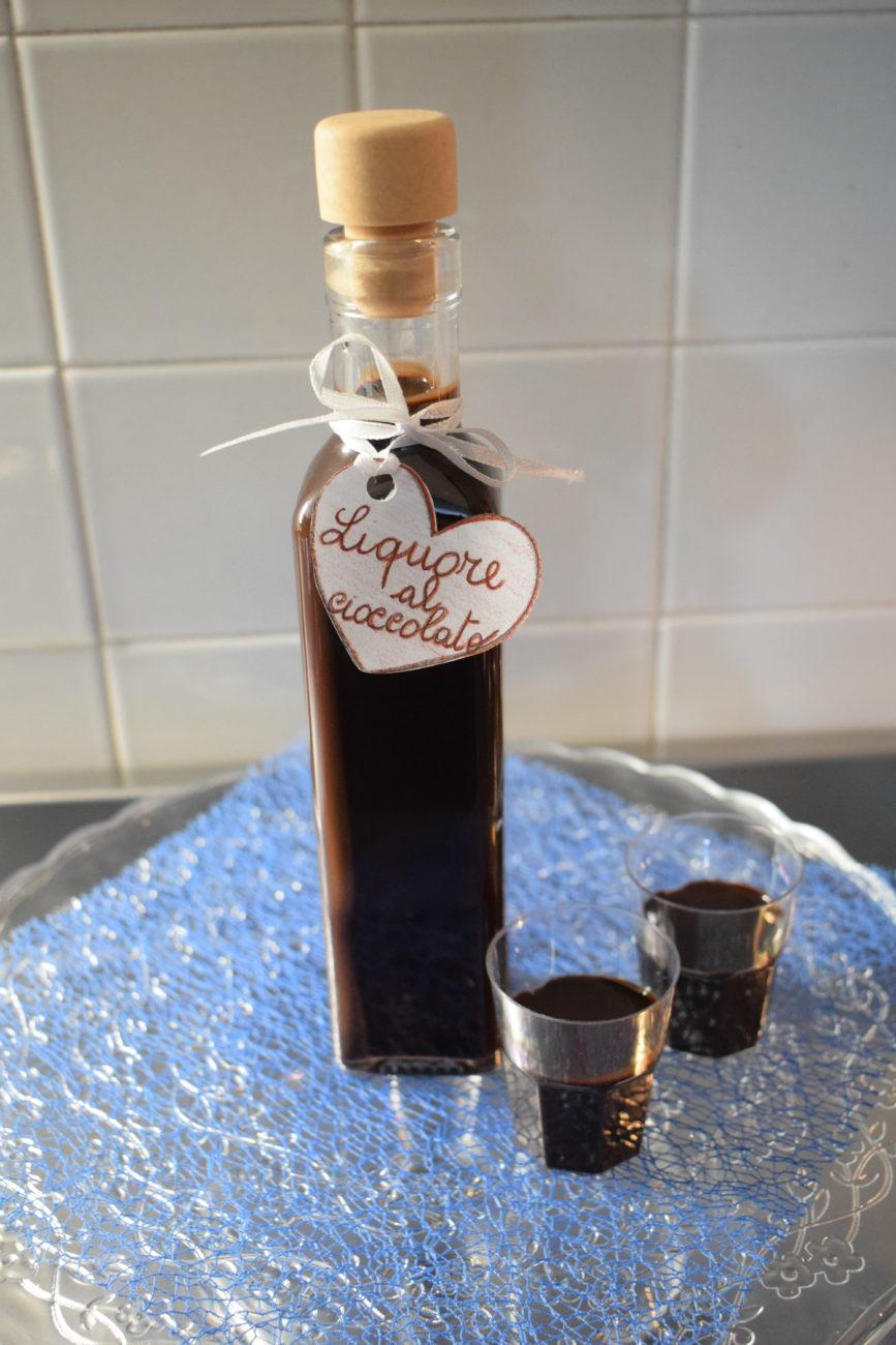 Liquore al cioccolato – Ricetta Bimby