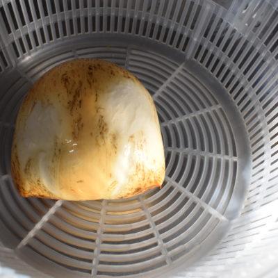 Melanzane indorate e fritte con la provola