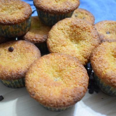 Muffin cocco e cioccolato - Ricetta Bimby