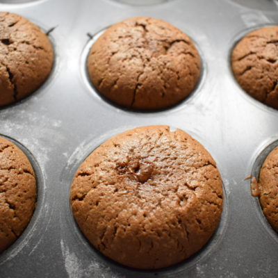 Tortino al cioccolato dal cuore morbido – Ricetta Bimby