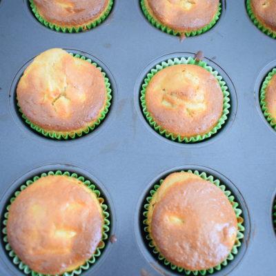 Muffin mele e cannella - Ricetta Bimby