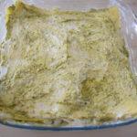 Lasagne al pesto e besciamella