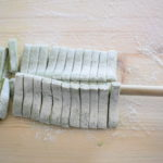 Tagliatelle verdi agli spinaci