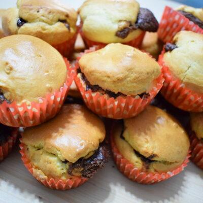 Muffin con Nutella – Ricetta Bimby
