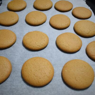 Biscotti al caffè per la festa dei nonni