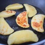 Fagottini di patate in padella