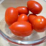 Focaccia alla ricotta con pomodorini