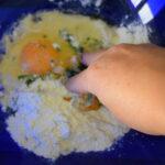 Melanzane e zucchine in pastella