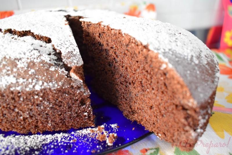 Torta semplice al cacao – Ricetta Bimby