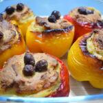 Peperoni ripieni di patate e tonno