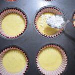 Muffin con granella di zucchero