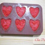 Praline a forma di cuore