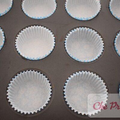 Muffin cioccococco - Ricetta Bimby