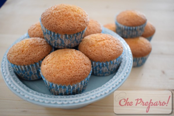 Muffin cioccococco – Ricetta Bimby
